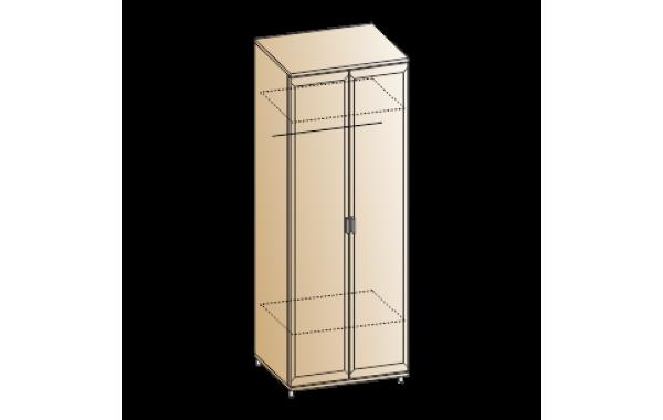 Модули: Спальни Мелисса 2021 - Шкаф ШК-2802 | ЛЕРОМ™