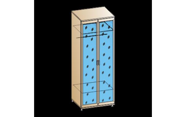 Модули: Спальни Мелисса 2021 - Шкаф ШК-2803 | ЛЕРОМ™