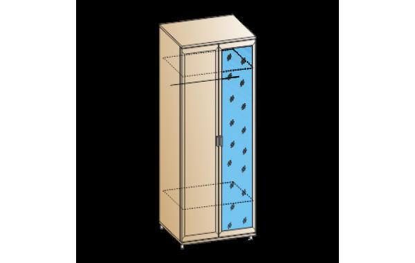 Модули: Спальни Мелисса 2021 - Шкаф ШК-2804 | ЛЕРОМ™