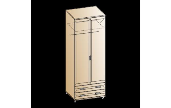 Модули: Спальни Мелисса 2021 - Шкаф ШК-2805 | ЛЕРОМ™