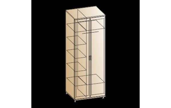 Модули: Спальни Мелисса 2021 - Шкаф ШК-2808 | ЛЕРОМ™