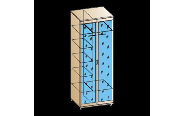 Модули: Спальни Мелисса 2021 - Шкаф ШК-2809   ЛЕРОМ™
