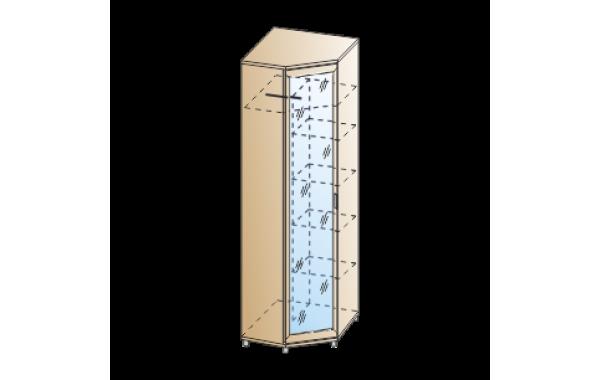 Модули: Прихожие Мелисса- 2021 - Шкаф ШК-2814 | ЛЕРОМ™