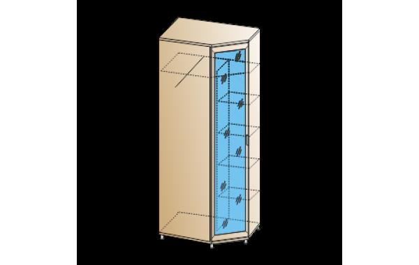 Модули: Спальни Мелисса 2021 - Шкаф ШК-2818 | ЛЕРОМ™