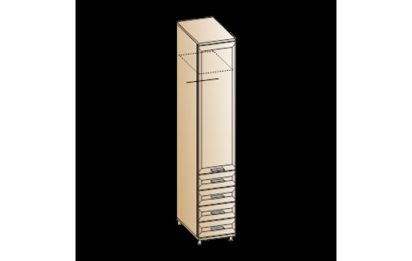 Модули: Спальни Мелисса 2021 - Шкаф ШК-2824 | ЛЕРОМ™