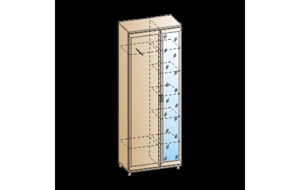 Модули: Прихожие Мелисса- 2021 - Шкаф ШК-2832 | ЛЕРОМ™