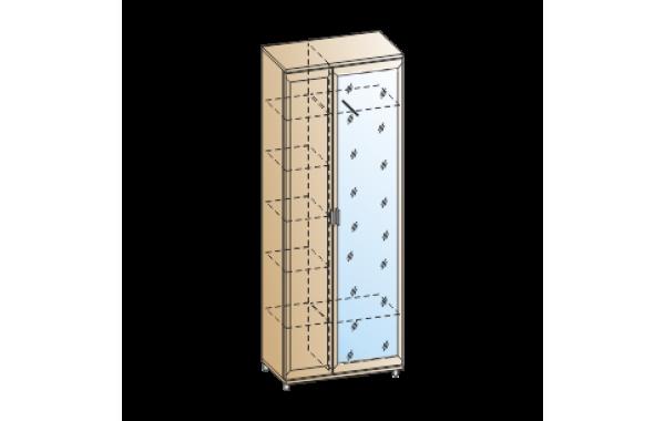 Модули: Прихожие Мелисса- 2021 - Шкаф ШК-2833 | ЛЕРОМ™