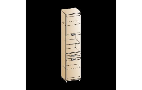 Модули: Прихожие Мелисса- 2021 - Шкаф ШК-2848 | ЛЕРОМ™