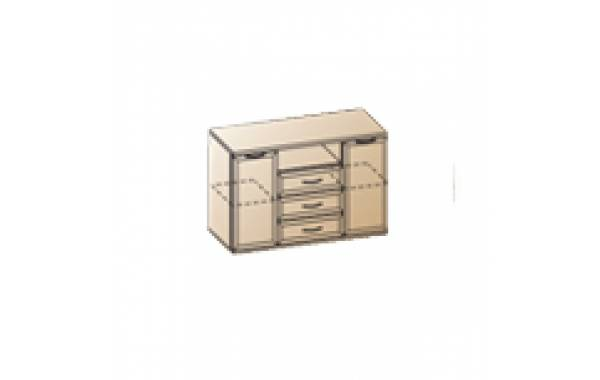 Модули: Спальни Карина - Тумба ТБ-1014 | ЛЕРОМ™