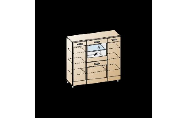 Модули: Гостиные Камелия 2021 - Тумба ТБ-2601 | ЛЕРОМ™