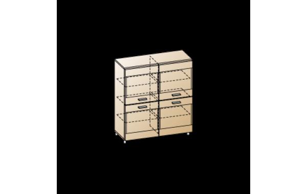 Модули: Гостиные Камелия 2021 - Тумба ТБ-2605 | ЛЕРОМ™