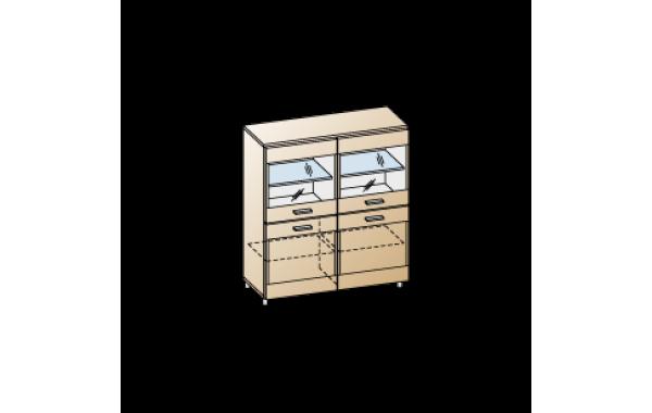 Модули: Гостиные Камелия 2021 - Тумба ТБ-2606 | ЛЕРОМ™