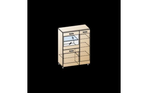 Модули: Гостиные Камелия 2021 - Тумба ТБ-2607 | ЛЕРОМ™