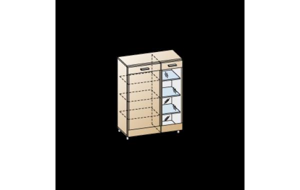 Модули: Гостиные Камелия 2021 - Тумба ТБ-2609 | ЛЕРОМ™
