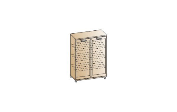 Модули: Прихожие Мелисса- 2021 - Тумба ТБ-2801 | ЛЕРОМ™