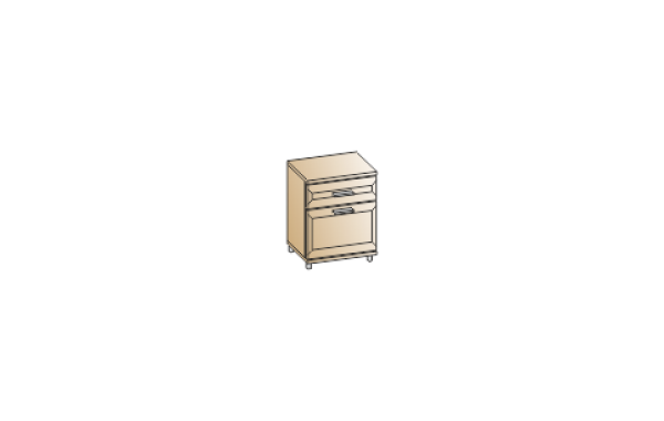 Модули: Прихожие Мелисса- 2021 - Тумба ТБ-2825 | ЛЕРОМ™