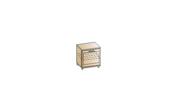 Модули: Прихожие Мелисса- 2021 - Тумба ТБ-2842   ЛЕРОМ™