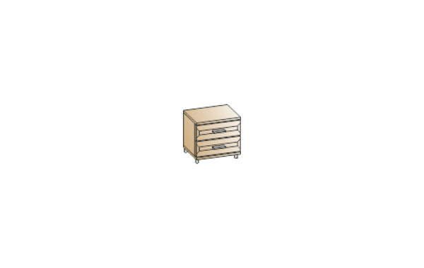 Модули: Прихожие Мелисса- 2021 - Тумба ТБ-2861 | ЛЕРОМ™