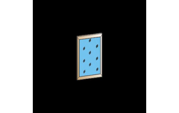 Модули: Спальни Мелисса 2021 - Зеркало ЗР-2807 | ЛЕРОМ™
