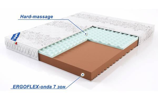 Матрасы LineaFlex Россия-Италия - Ergomassage (Эргомассаж) 180x190 | LineaFlex™
