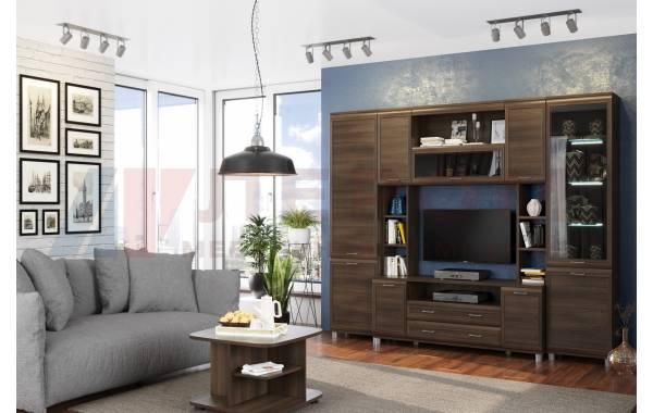 Гостиные Мелисса 2021 - Мелисса 2021 композиция 2 | ЛЕРОМ™